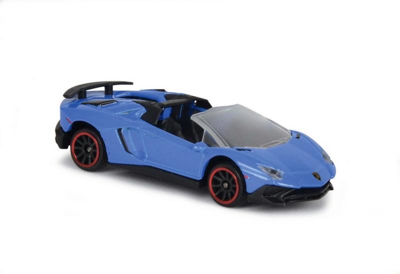 SIMBA Autíčko Lamborghini kovové, 6 druhov