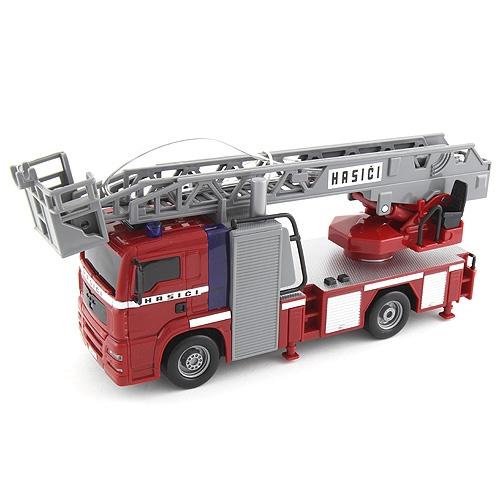 SIMBA Auto hasičské auto 31 cm, česká verzia