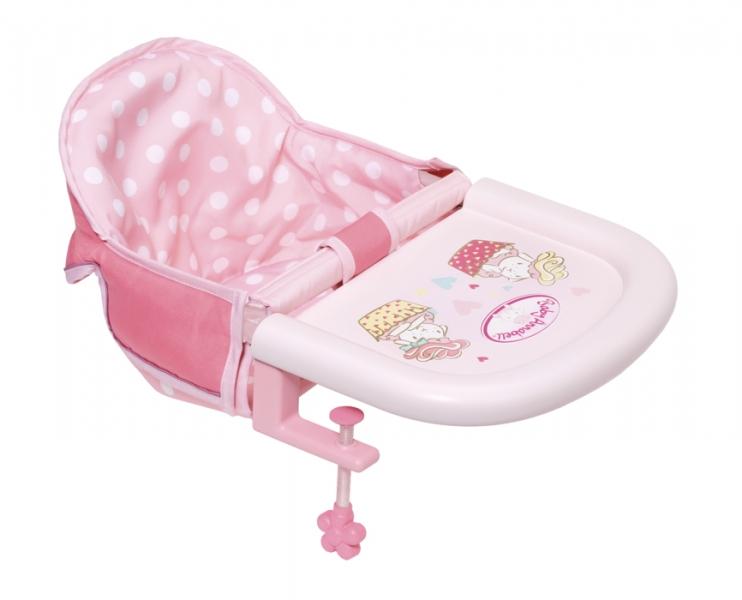 Zapf Baby Annabell Jedálenská stolička s uchytením na stôl