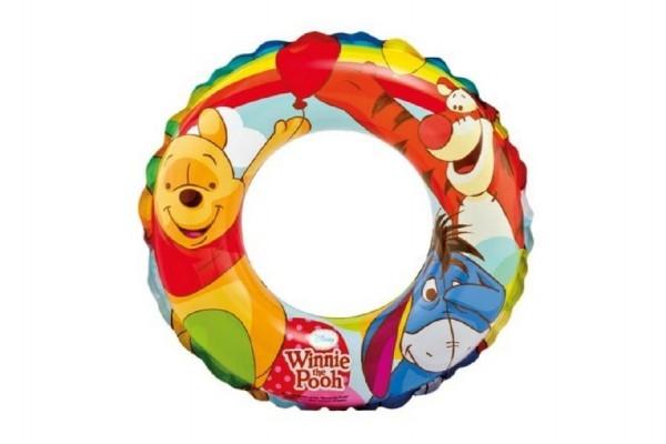 Teddies Kruh nafukovacie Medvedík Pú priem. 51 cm od 3-6 rokov