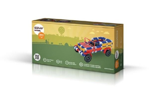Teddies Stavebnica Seva Patrol plast 238ks v krabici 31,5x16,5x7,5cm