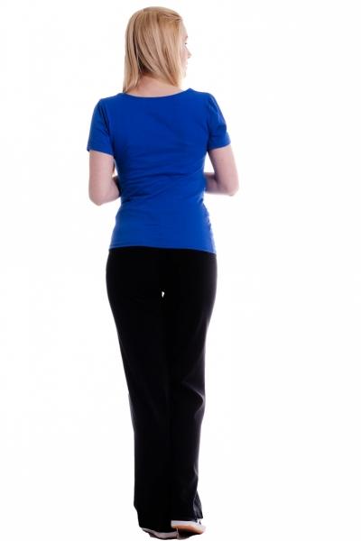 Tehotenské tepláky - čierne