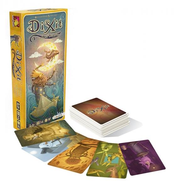 Rappa Hra Dixit 5 Daydreams rozšírenie - ADC