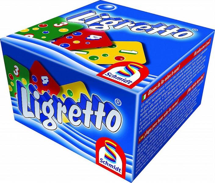 Rappa Hra Ligretto - modrá