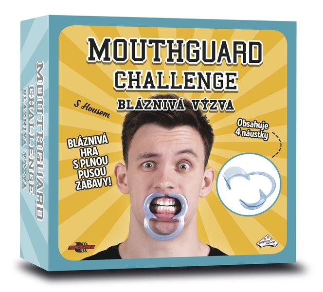 ADC Blackfire Hra Mouthguard Challenge - Bláznivá výzva