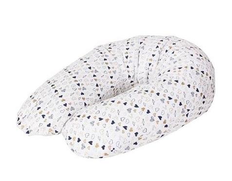Dojčiaci vankúš - relaxačná poduška Cebuška Physio Multi - Amore