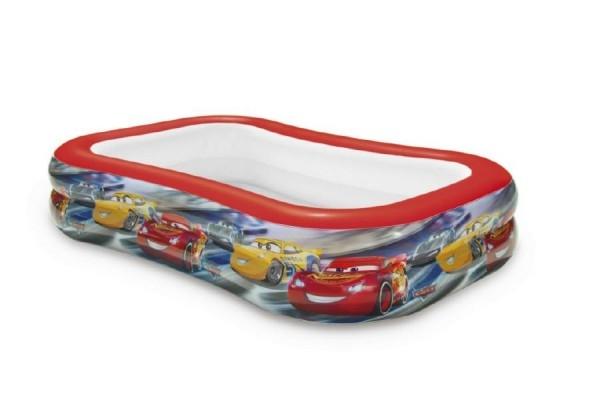 Teddies Bazén detský nafukovací Autá / Cars 103x69x22cm