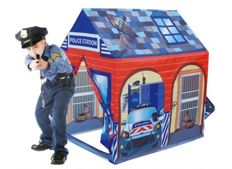 Detský stan - Policia