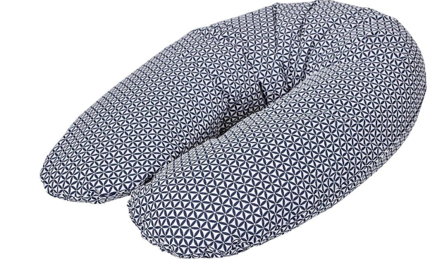 Dojčiaci vankúš - relaxačná poduška Cebuška Physio Multi - Rozetky