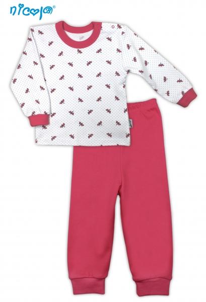 Bavlnené pyžamko Vážka, roz. 104