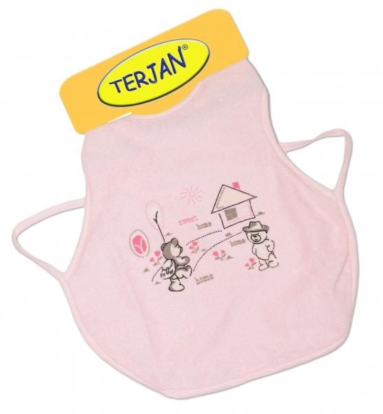 Podbradník Terjan - ružový