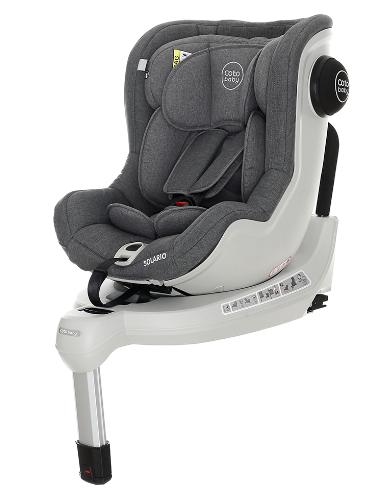 Coto Baby Autosedačka Solario Melange 0-18 kg šedá