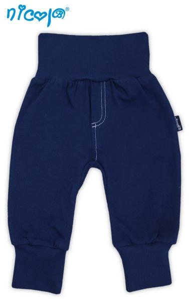 Tepláčky/kalhoty Psík - granátové, vel´. 62