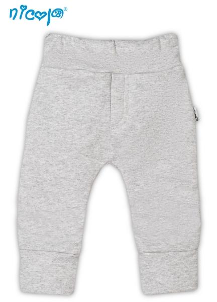 Tepláčky/kalhoty Psík - šedé, vel´. 68