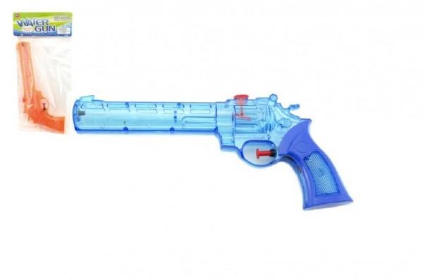 Teddies Vodné pištole plast 28cm asst 3 farby v sáčku