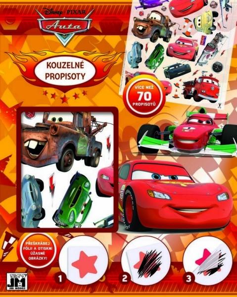 Rappa Propisoty čarovné Cars