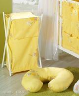 Dojčiaci vankúš - Hojdačka krémová