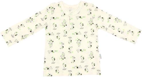 Mamatti Bavlnené tričko/polo Dog-68 (4-6m)