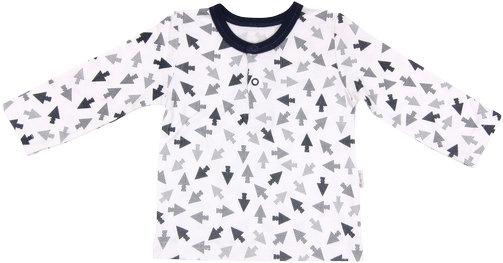 Mamatti Bavlnené tričko/polo Arrow-#Velikost koj. oblečení;68 (4-6m)