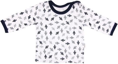 Bavlnené pyžamko Arrow