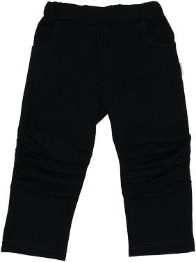Mamatti Bavlněné tepláčky, kalhoty Arrow - tm. modré, vel. 98-98 (24-36m)