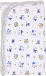 Detská deka, dečka Four 80x90 - bavlna