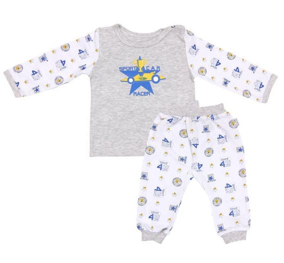Mamatti Bavlnené pyžamko Four, veľ. 80