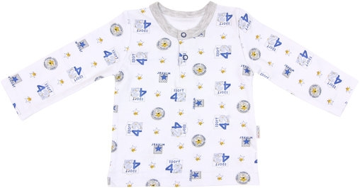 Bavlnené tričko/polo Four-68 (4-6m)