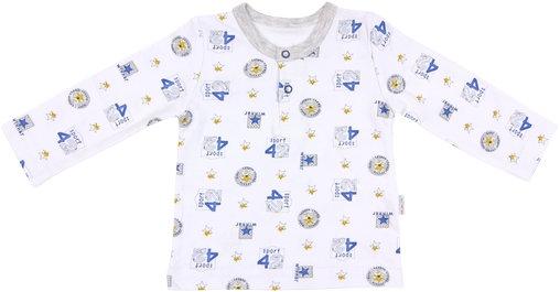 Bavlnené tričko/polo Four, veľ. 98-98 (24-36m)