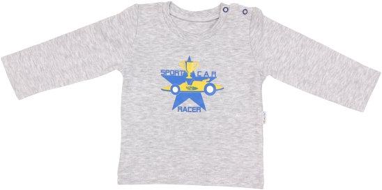 Mamatti Bavlnené tričko Four-74 (6-9m)