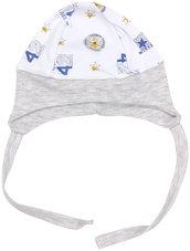Bavlnená čiapočka Four, veľ. 68