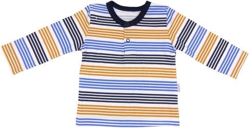 Mamatti Bavlnené tričko/polo Boy, veľ. 74-74 (6-9m)