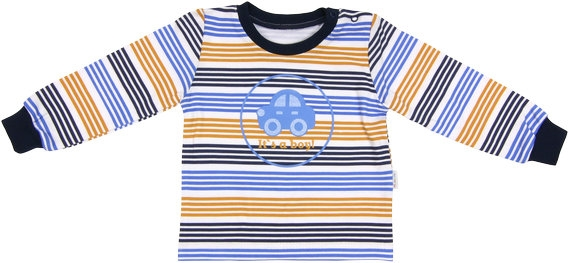 Bavlnené tričko Boy, veľ. 98