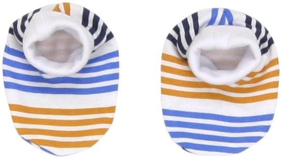 Mamatti Dojčenské topánočky / ponožtičky Boy