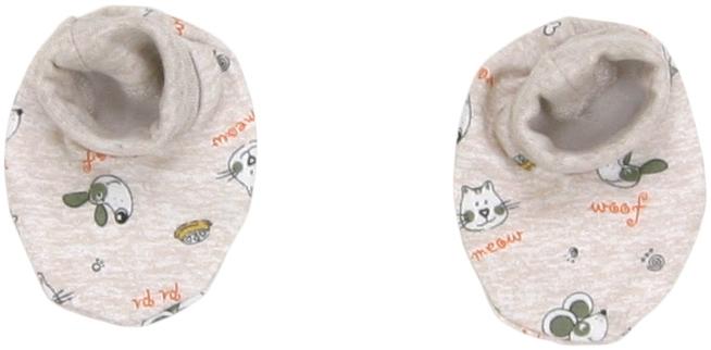 Mamatti Dojčenské topánočky / ponožtičky Pet´s