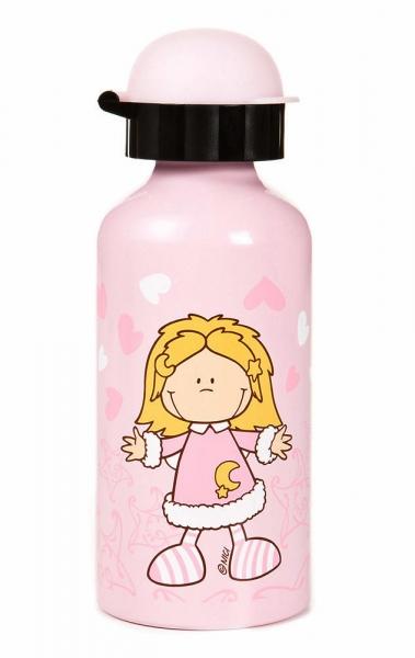 Detská kovová fľaštička na pitie