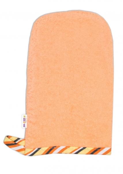 Matex Žinka froté - oranžová