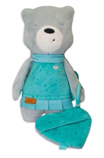 Szumisie Šumiaci maznáčik Medvedík Lily 25 cm - Snímač spánku