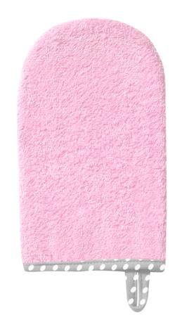 Žinka froté Baby Ono - ružová