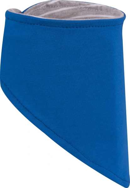 Detská šatka na krk YO! - modrá