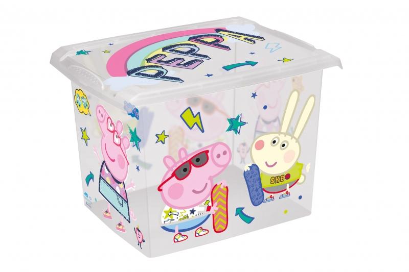 Keeeper Plastový box - Prasiatko Peppa