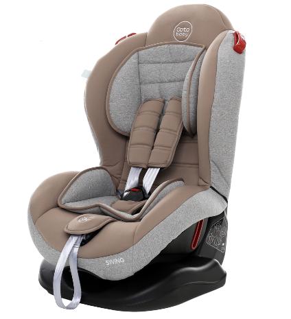 Autosedačka Coto Baby Swing 9-25kg. 2018 - Beige Melange
