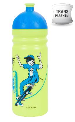 Zdravá fľaša - 0,7 l - Teens - modrá