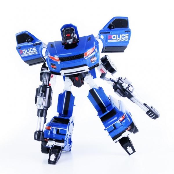 Rappa Auto / robot policia 2 druhy