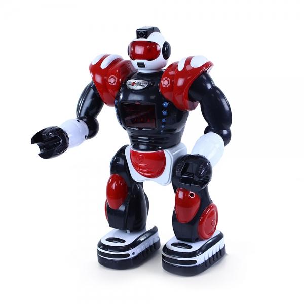 Rappa Robot chodiaci / točiace telo so svetlom