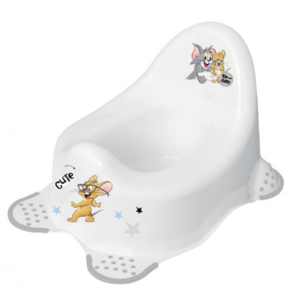 Keeeper Nočník s protišmykovou úpravou - Tom a Jerry