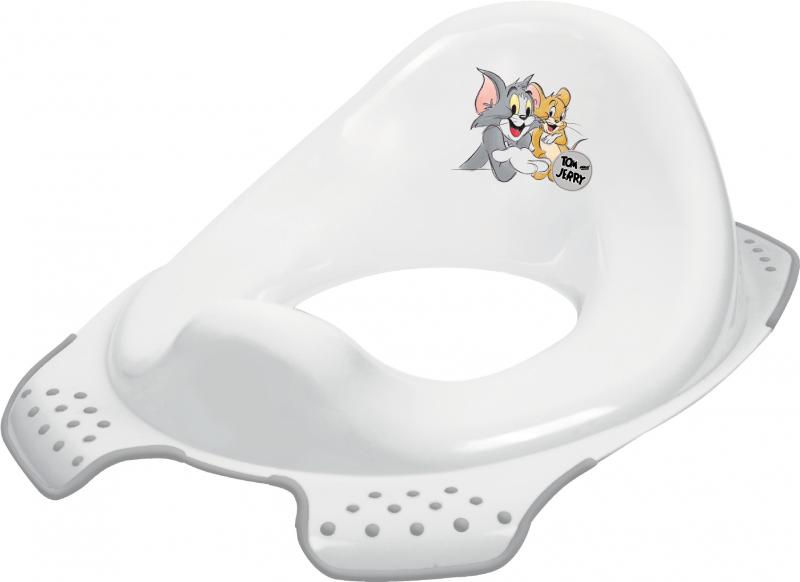 Adaptér - tréningové sedátko na toaletu Tom a Jerry