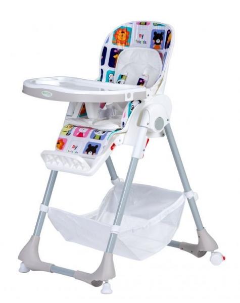 Jedálenský stolček ECO TOYS - obrázky