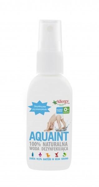 Aquaint Dezinfekčná voda 50 ml - cestovné balenie