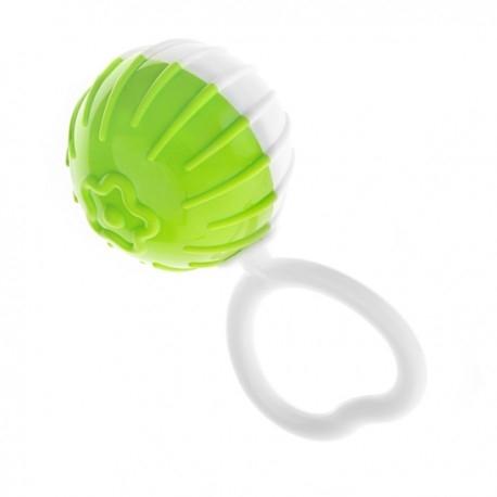 AM Tullo Veselá hrkálka, guľa - zelená